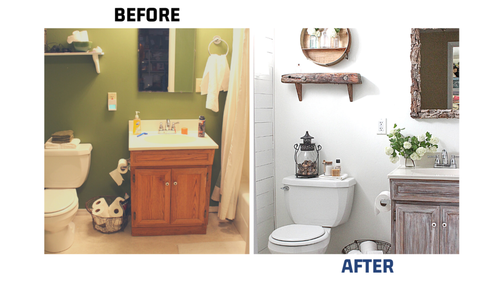 Before and After: 10 Stunning Bathroom Remodels That Will Inspire You