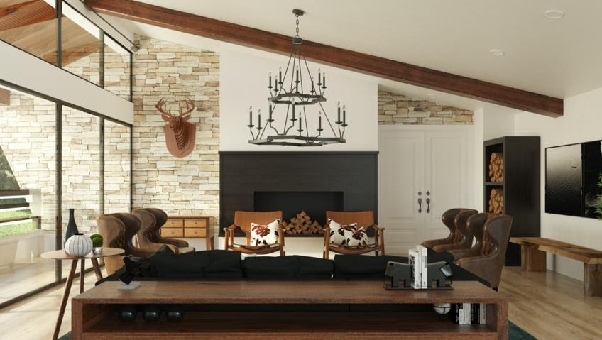 Living Room Lighting and Interior Design: A Style Guide