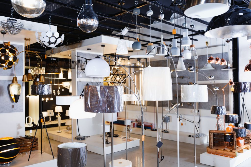 5 Reasons Why Your Next Lighting Purchase Should Be from a Lighting Showroom